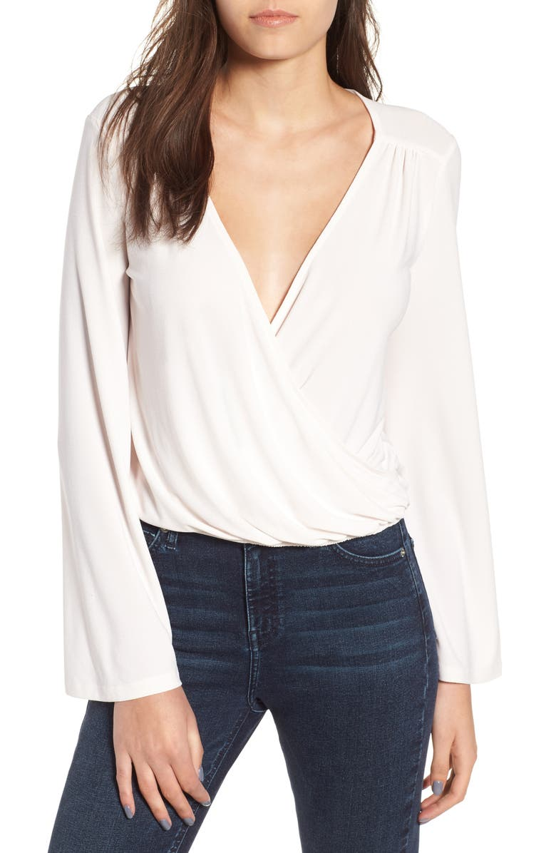 LEITH Easy Wrap Top, Main, color, 680