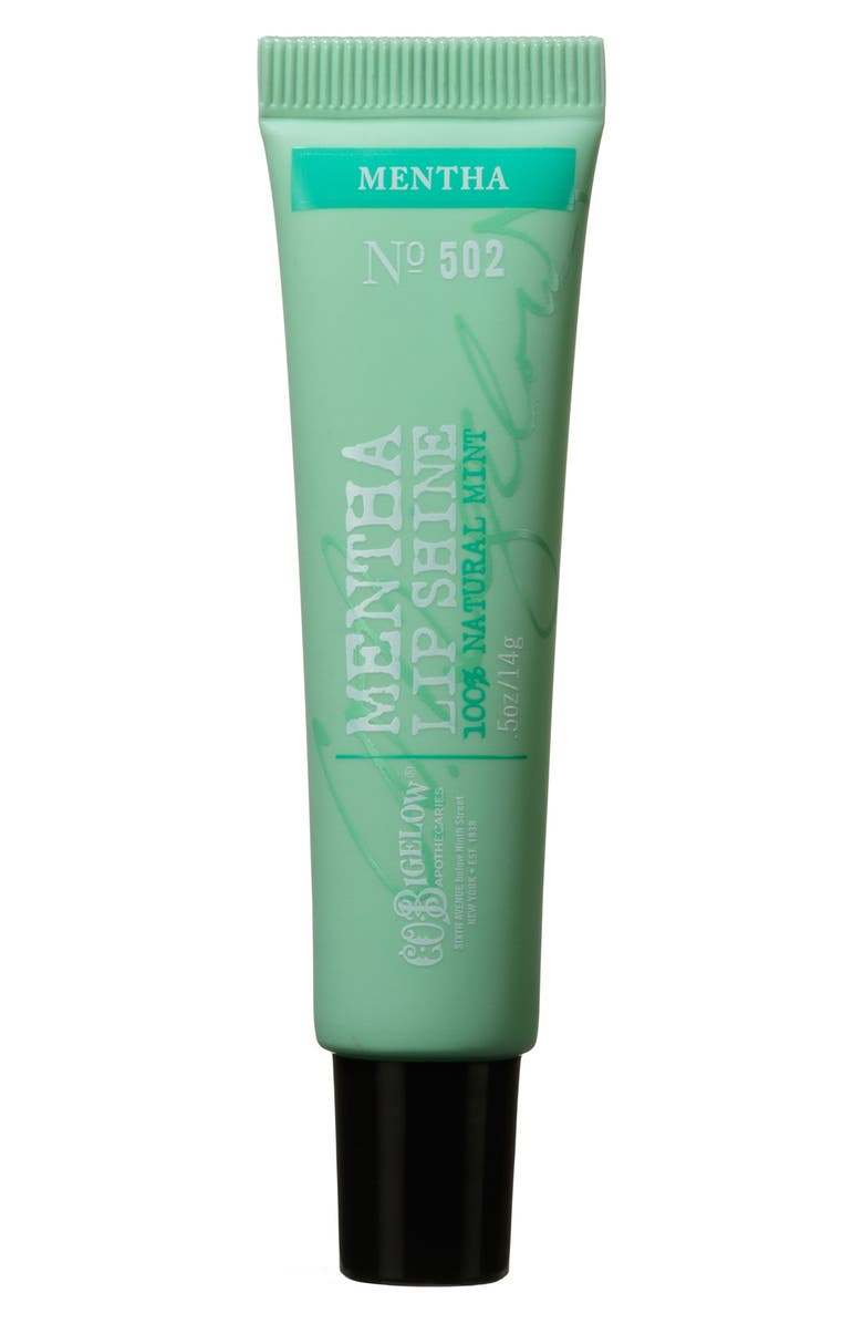 C.O. BIGELOW <sup>®</sup> Mentha Lip Shine, Main, color, 000