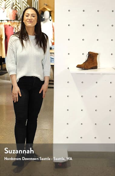 Tombeau Lace-Up Boot, sales video thumbnail