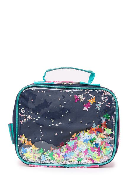 Image of A D SUTTON & SONS Sequined Lunch Bag