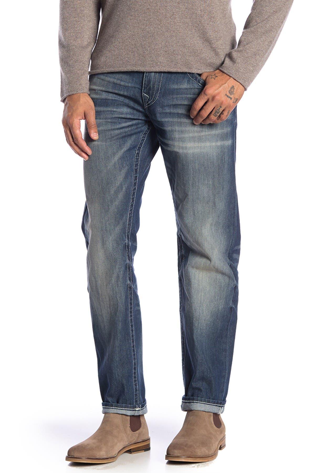 Image of True Religion Super Q Slim Fit Jeans