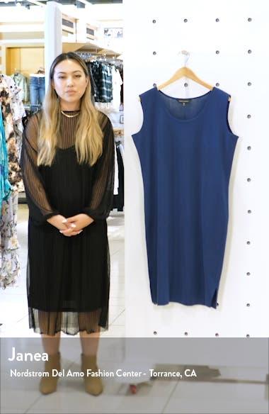 Sheath Sweater Dress, sales video thumbnail
