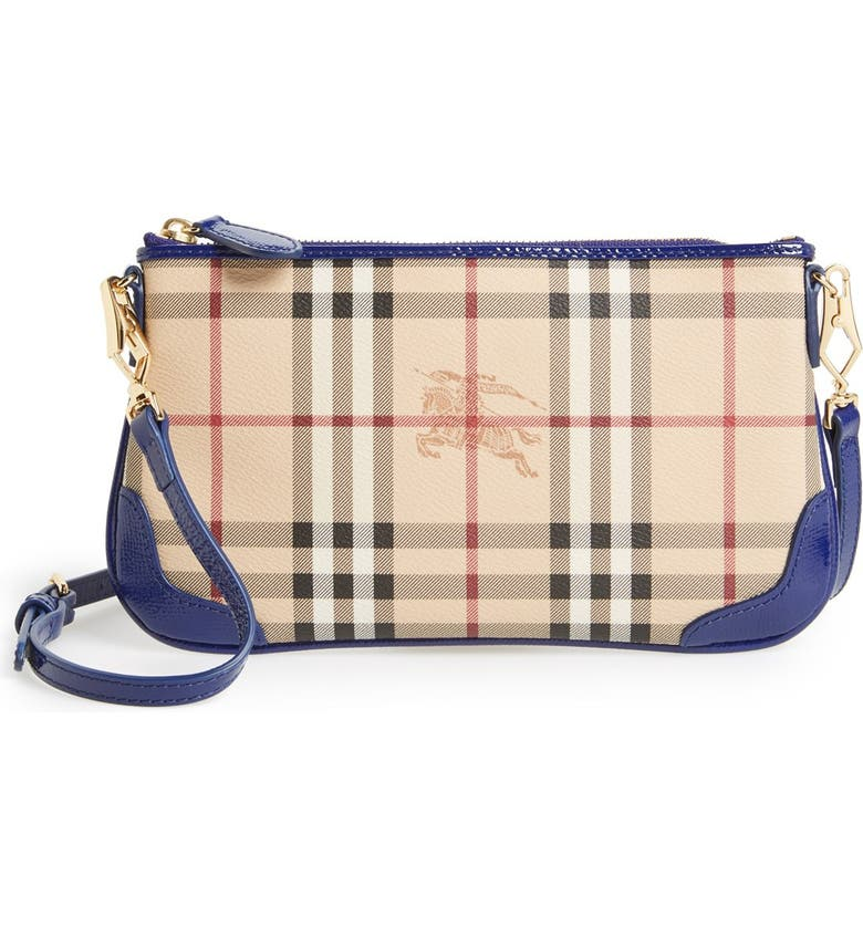 92229ef2bd Burberry 'Peyton - Haymarket Check' Crossbody Bag | Nordstrom