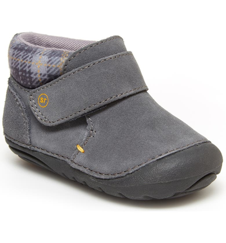 STRIDE RITE Soft Motion<sup>™</sup> Oakley Bootie, Main, color, GREY