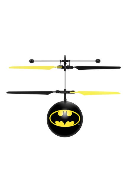 Image of World Tech Toys DC Justice League Batman IR UFO Ball Helicopter