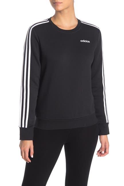 Preferencia Todavía Formación  adidas   Essentials 3-Stripes Sweatshirt   Nordstrom Rack