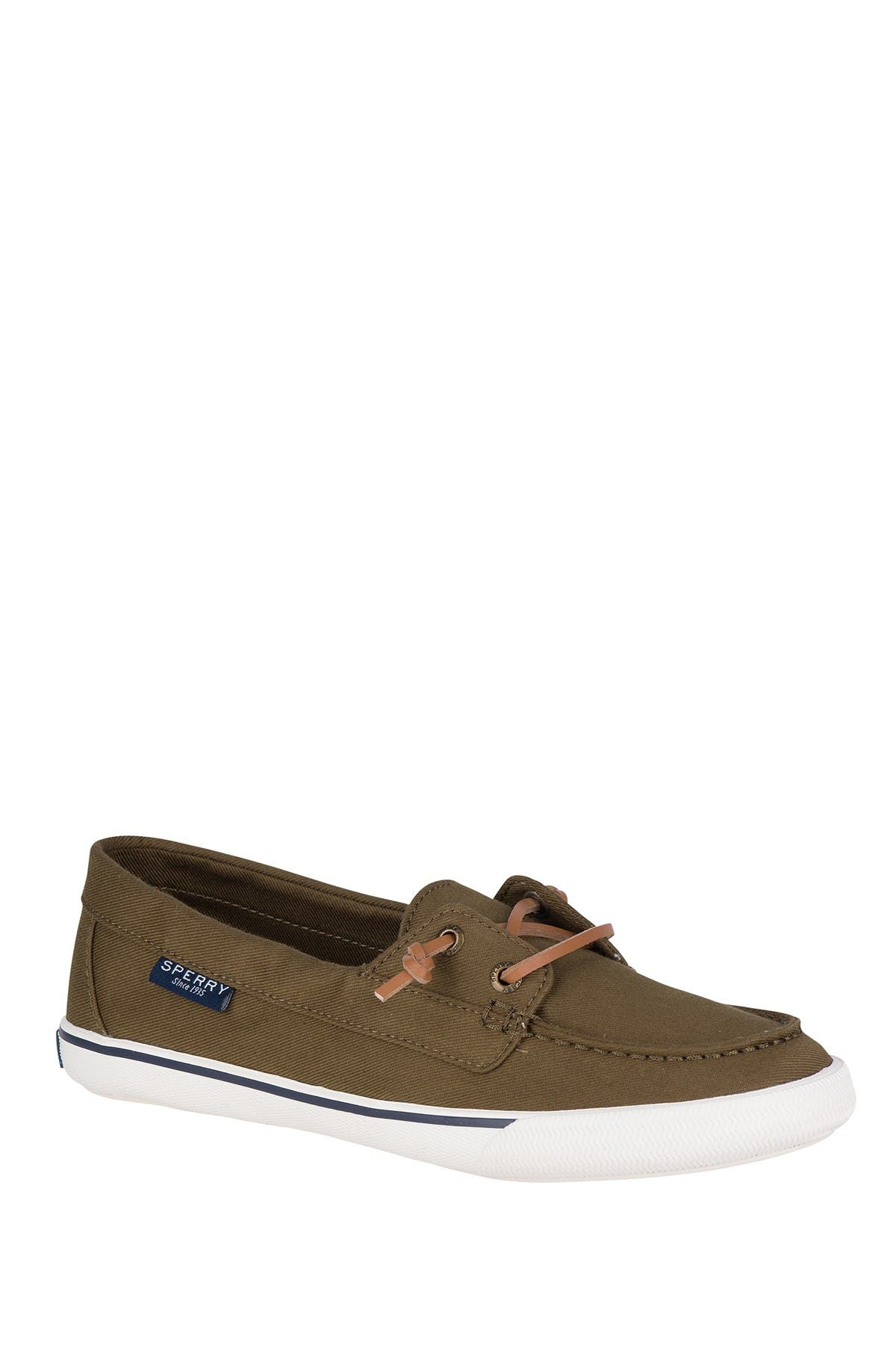 Image of Sperry Lounge Away Canvas Sneaker