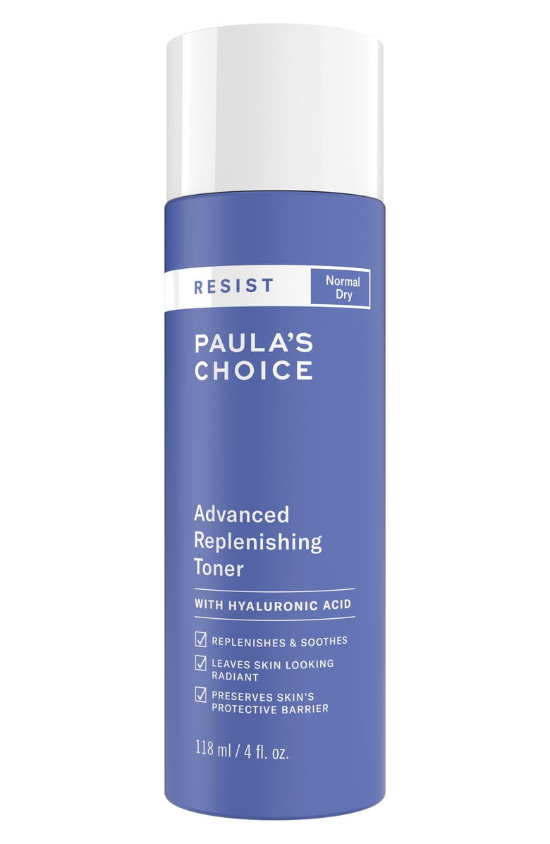 PAULA'S CHOICE Resist Advanced Replenishing Toner, Main, color, NO COLOR