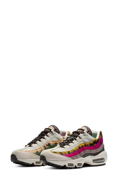 Nike Leathers AIR MAX 95 PRM SNEAKER