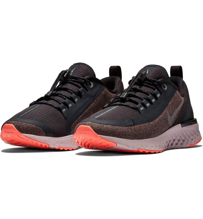 newest 7e9a9 2244a Odyssey React Shield Water Repellent Running Shoe