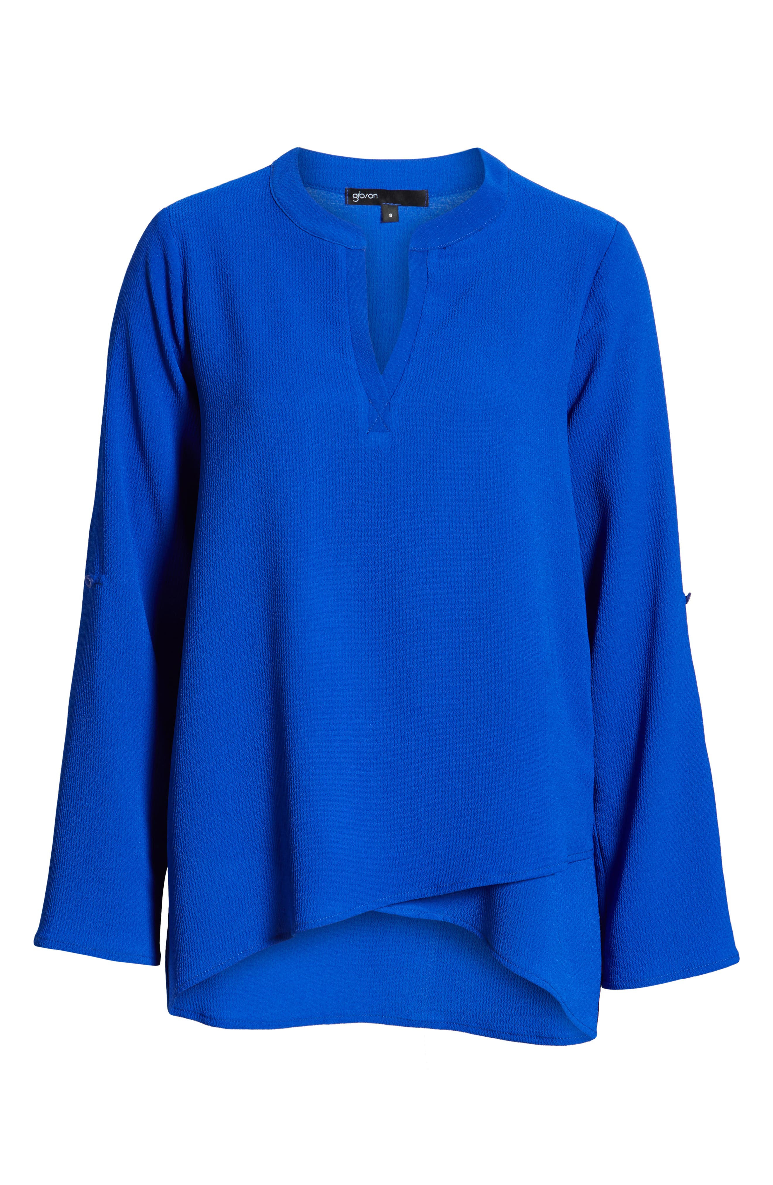 ,                             x International Women's Day Erin Cross Front Tunic Blouse,                             Alternate thumbnail 52, color,                             499