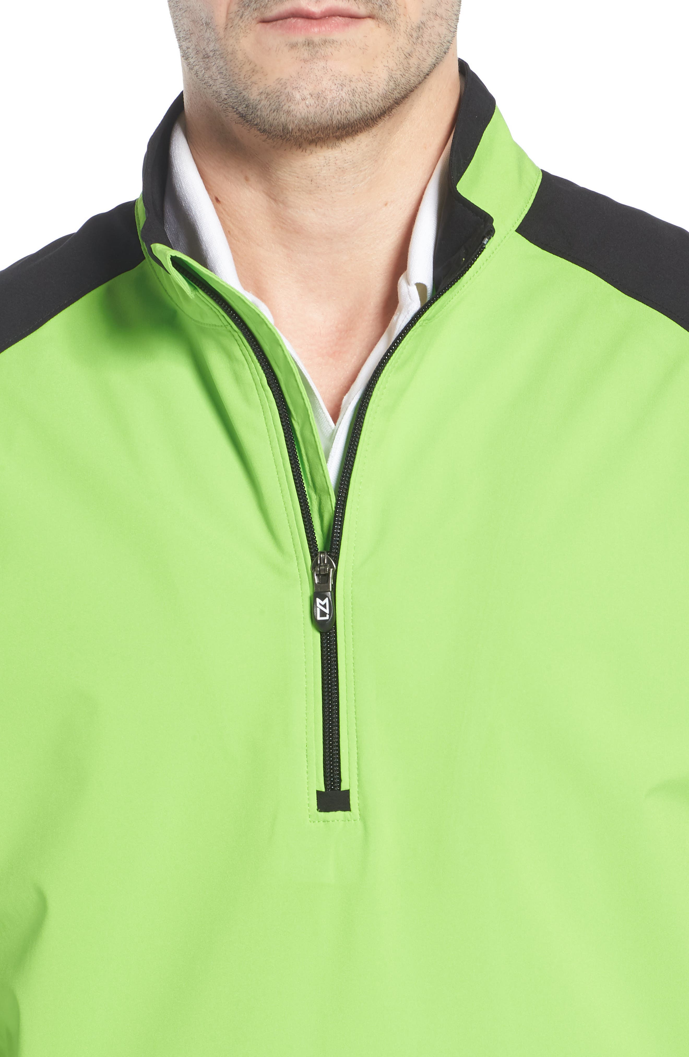 ,                             'Summit' WeatherTec Wind & Water Resistant Half Zip Jacket,                             Alternate thumbnail 4, color,                             321