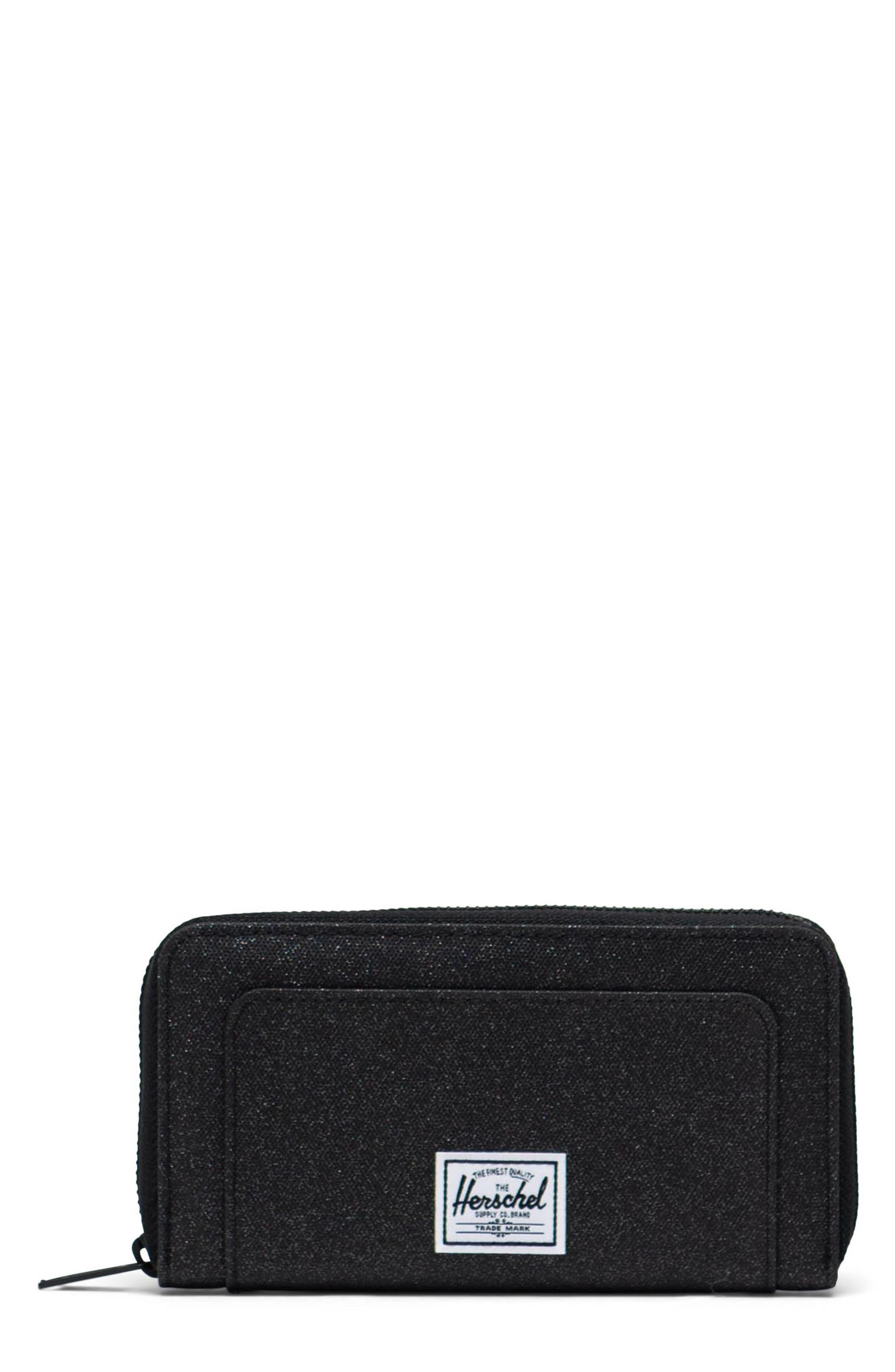 Thomas Canvas Zip Wallet