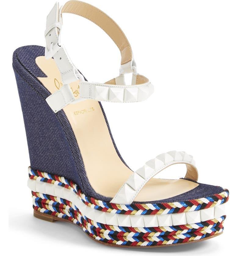 dd0e3a37f21 'Cataclou' Wedge Sandal