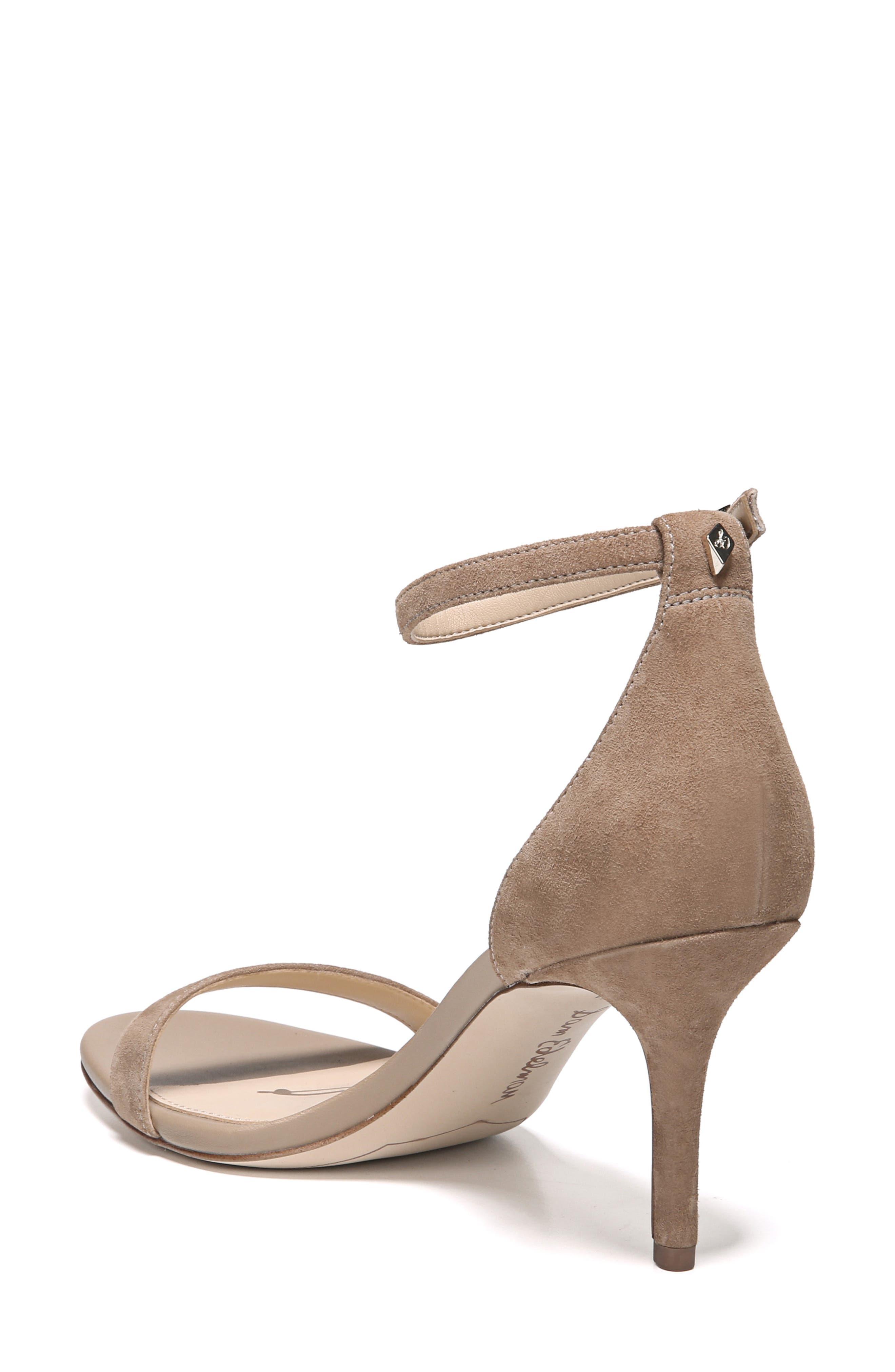 ,                             'Patti' Ankle Strap Sandal,                             Alternate thumbnail 89, color,                             254