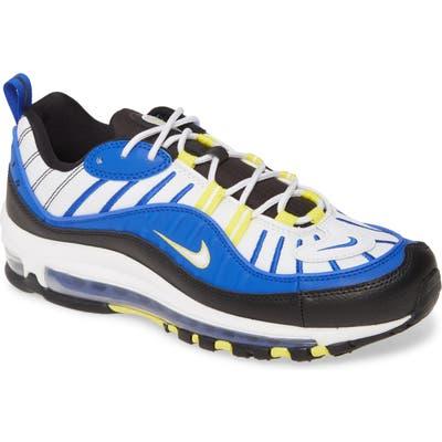 Nike Air Max 98 Sneaker- Blue