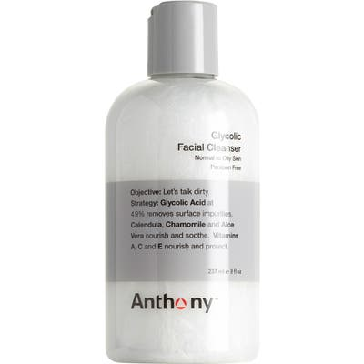 Anthony(TM) Glycolic Facial Cleanser, oz