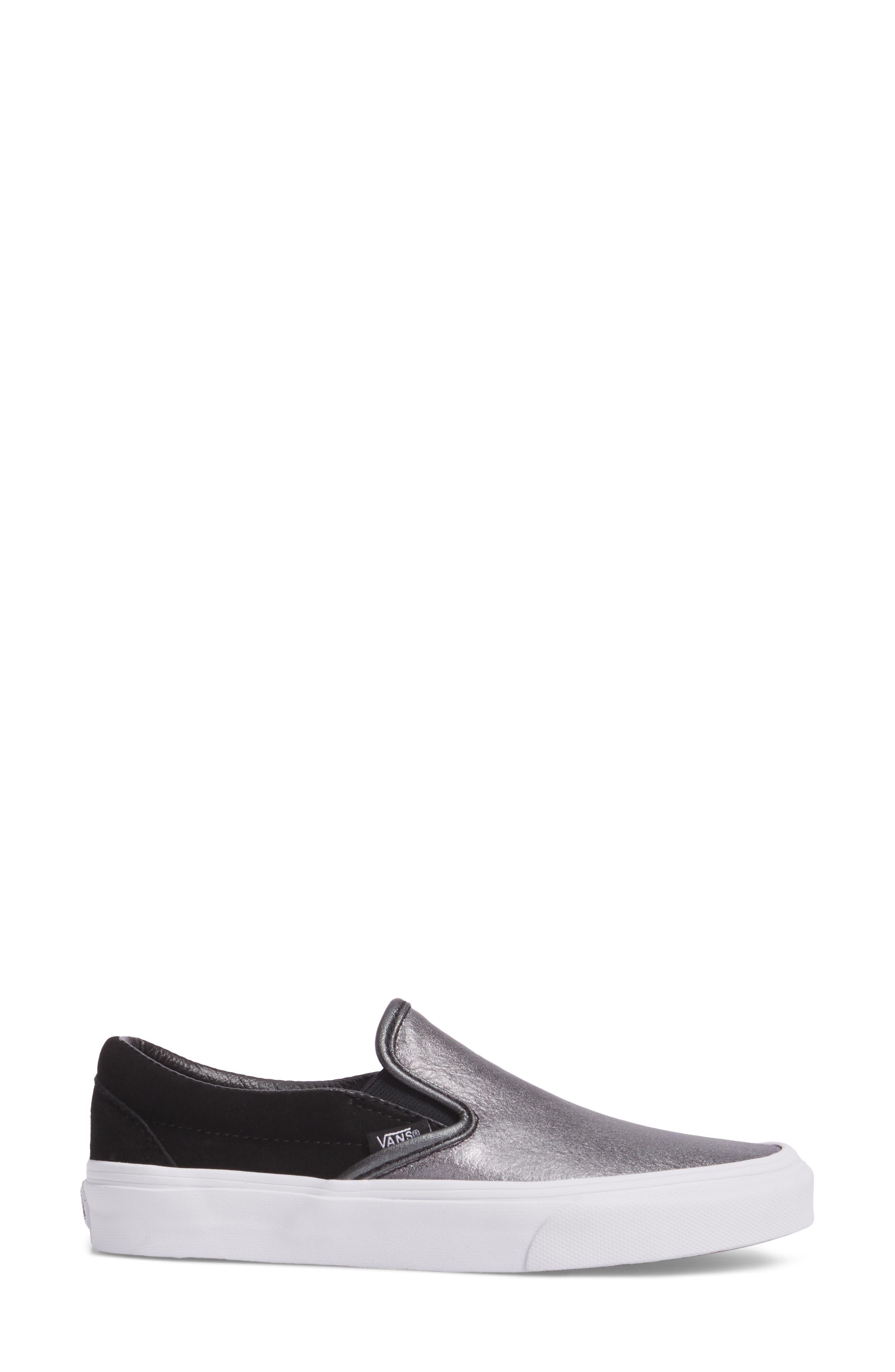 ,                             Classic Slip-On Sneaker,                             Alternate thumbnail 77, color,                             018