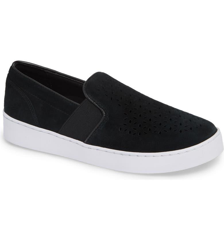 Vionic Kani Perforated Slip On Sneaker Women