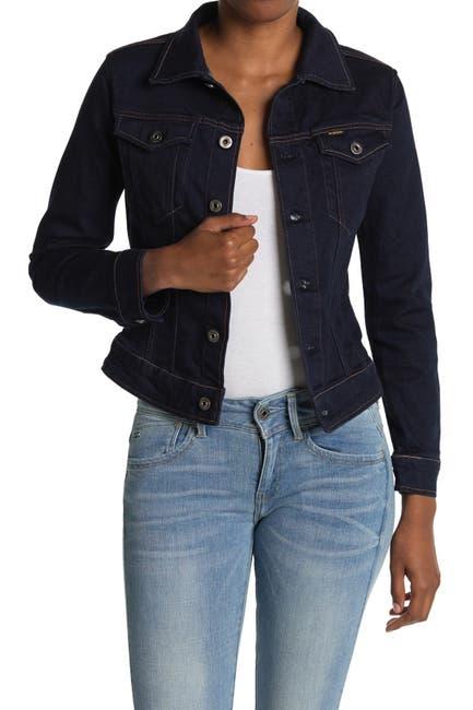 Image of G-STAR RAW 3301 Slim Denim Jacket