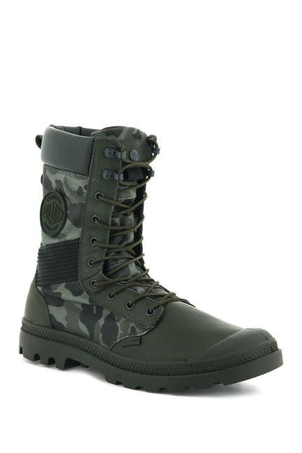 Image of PALLADIUM Tactical OPS Waterproof Sneaker Boot