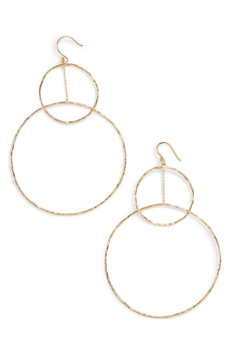 GORJANA Large Drop Earrings, Main, color, 710