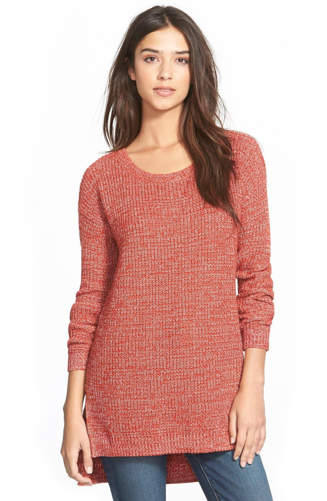 ,                             Textured Knit Pullover,                             Main thumbnail 26, color,                             610
