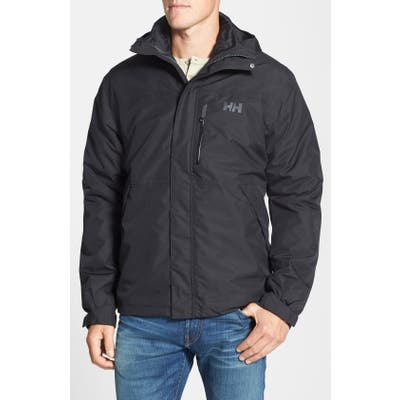 Helly Hansen Squamish 3-In-1 Water Repellent Hooded Jacket