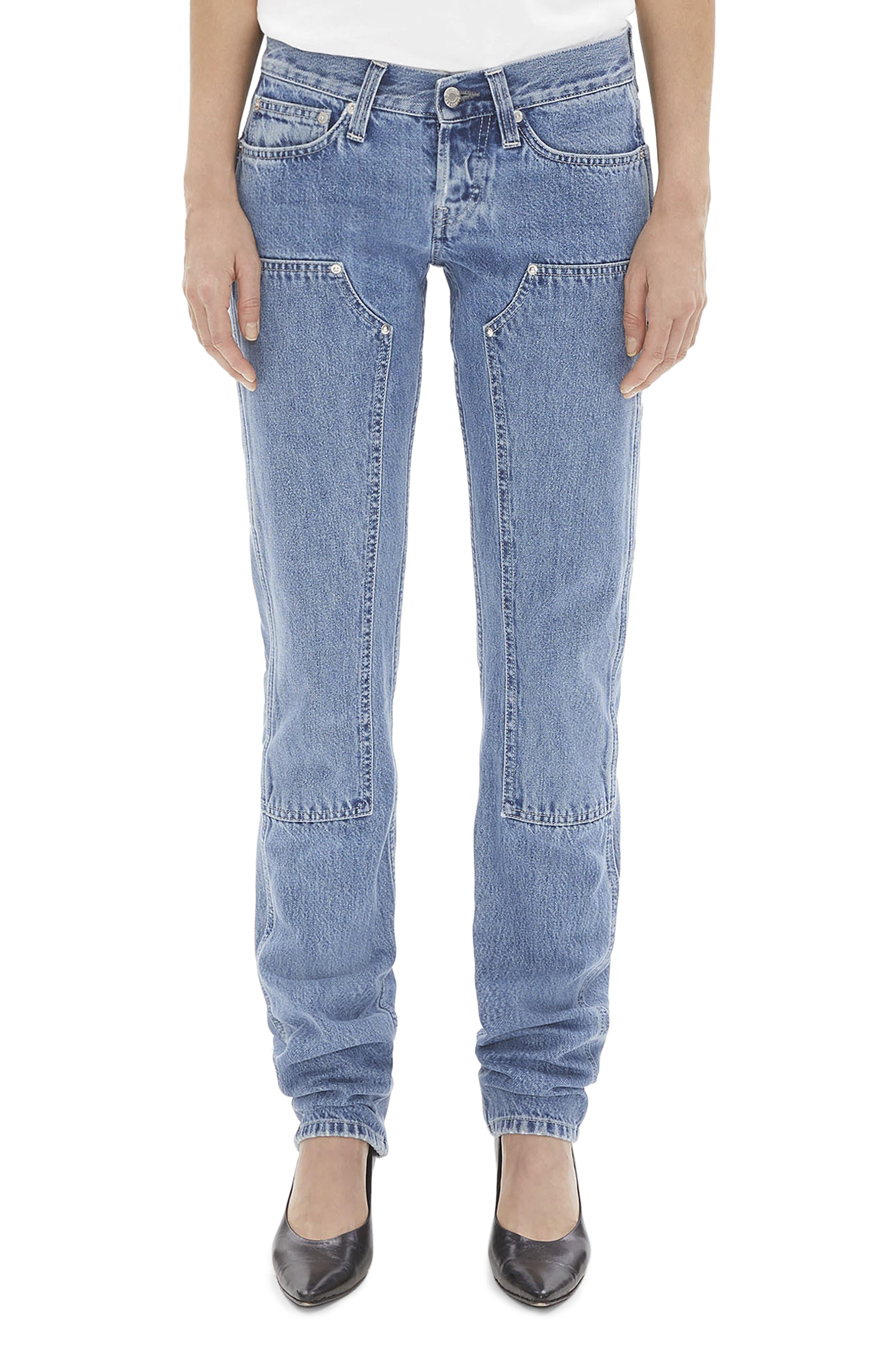 Helmut Lang Jeans Masc Utility Jeans