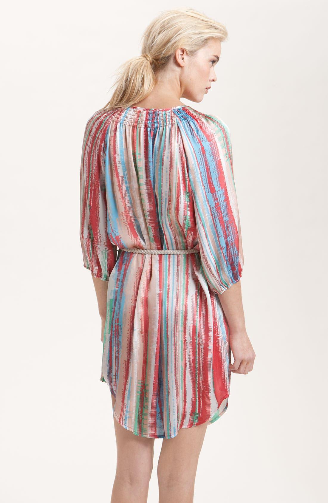 ,                             Print Shirtdress,                             Alternate thumbnail 8, color,                             620