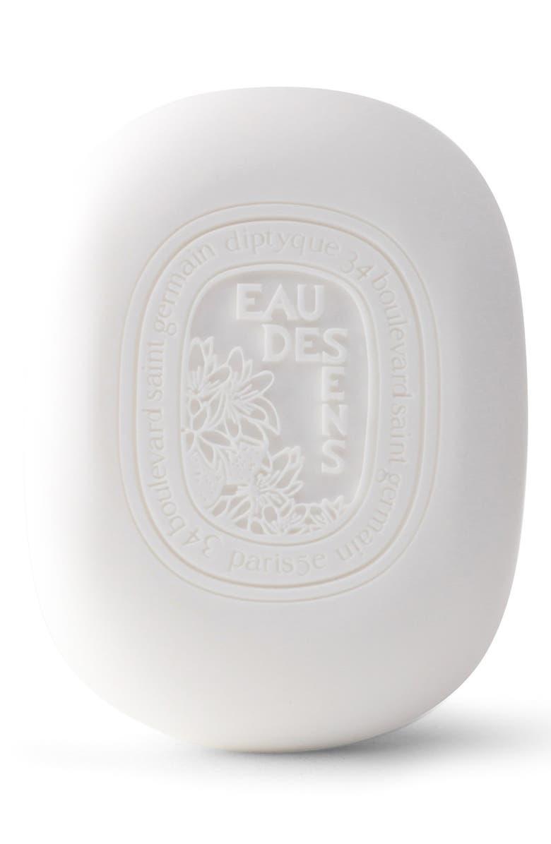 DIPTYQUE Eau des Sens Soap, Main, color, NO COLOR