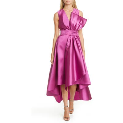 Sachin & Babi Finely High/low Gown, Pink