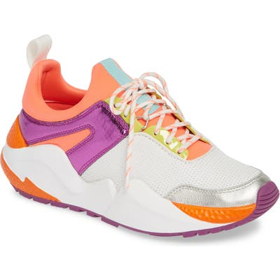 Kenneth Cole New York Maddox Sneaker, Coral