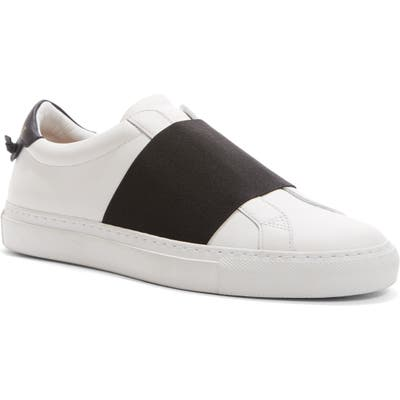 Givenchy Low Top Slip-On Sneaker, White