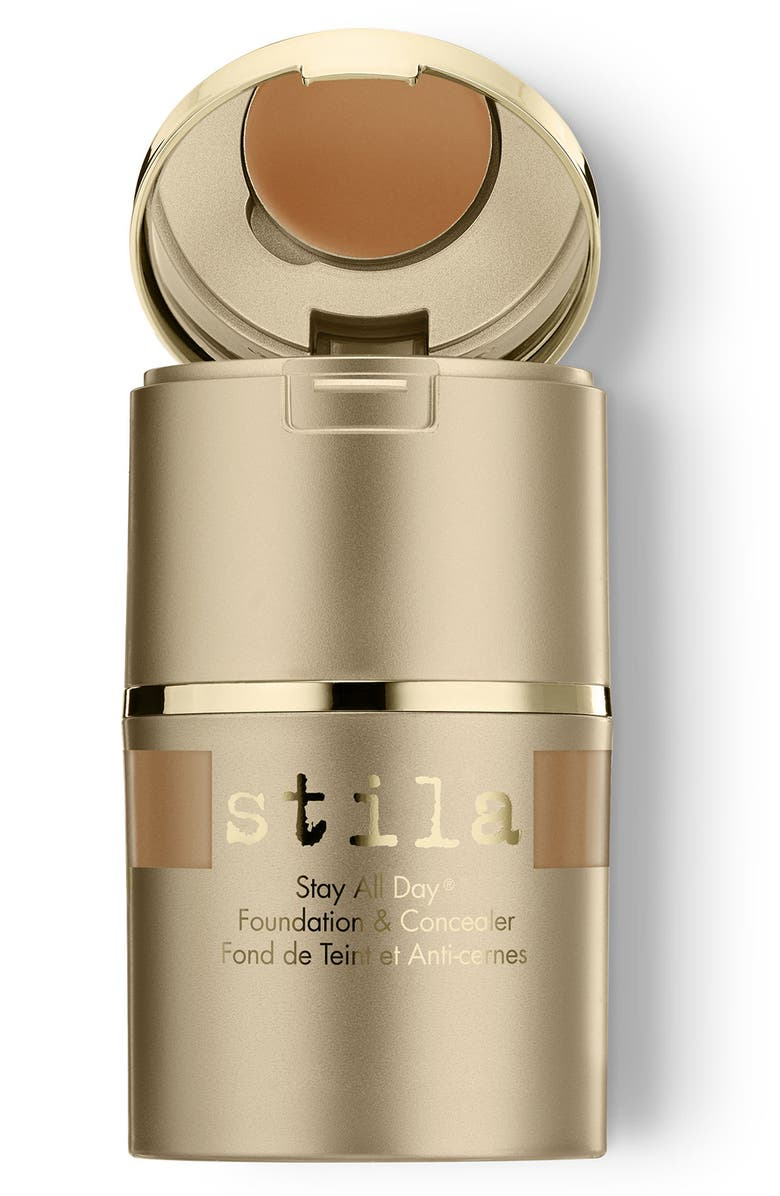 STILA Stay All Day<sup>®</sup> Foundation & Concealer, Main, color, STAY AD FOUND CONC CARAMEL 12