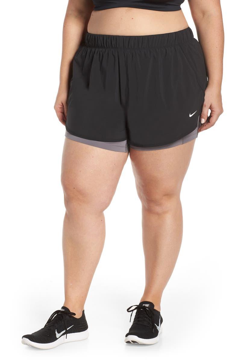 NIKE Flex 2-in-1 Running Shorts, Main, color, 013