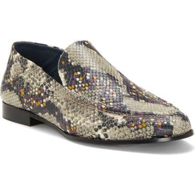 Vince Camuto Jendeya Convertible Studded Loafer, Grey