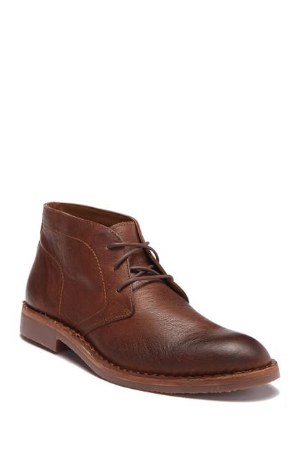 Image of WALLIN & BROS Rochester Leather Boot