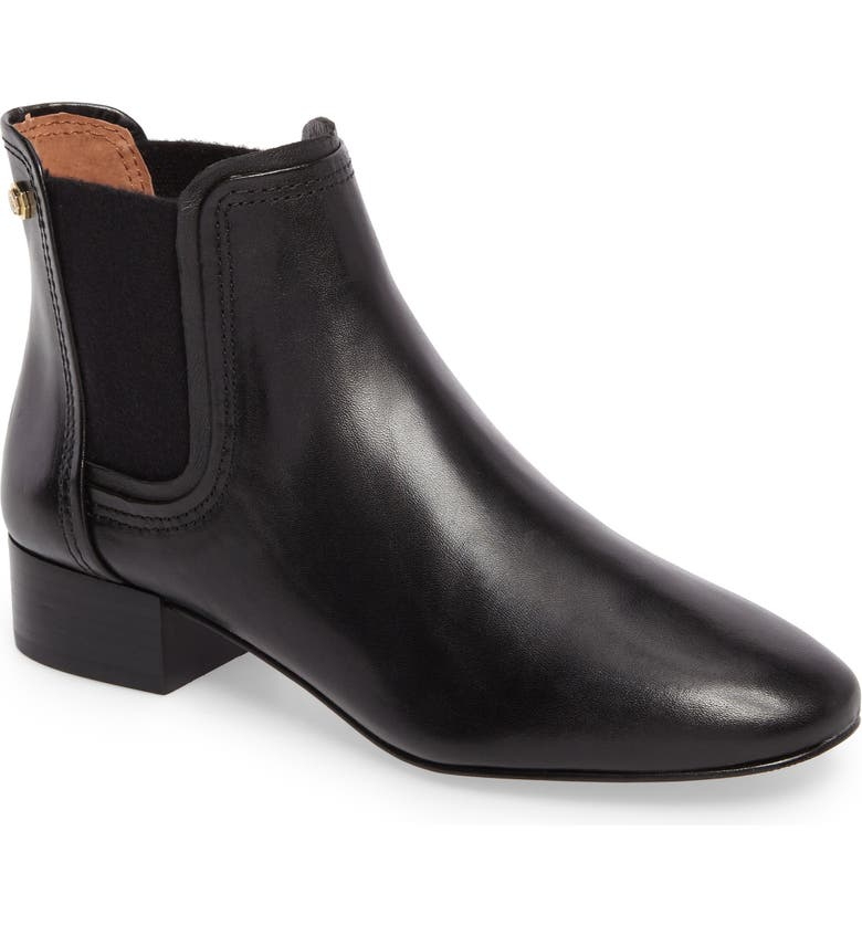 LOUISE ET CIE Waldon Chelsea Boot, Main, color, 001