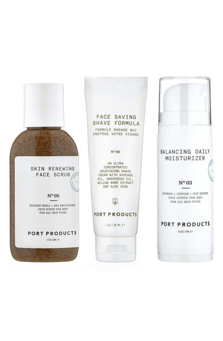 PORT PRODUCTS Daily Essentials Kit, Main, color, NO COLOR