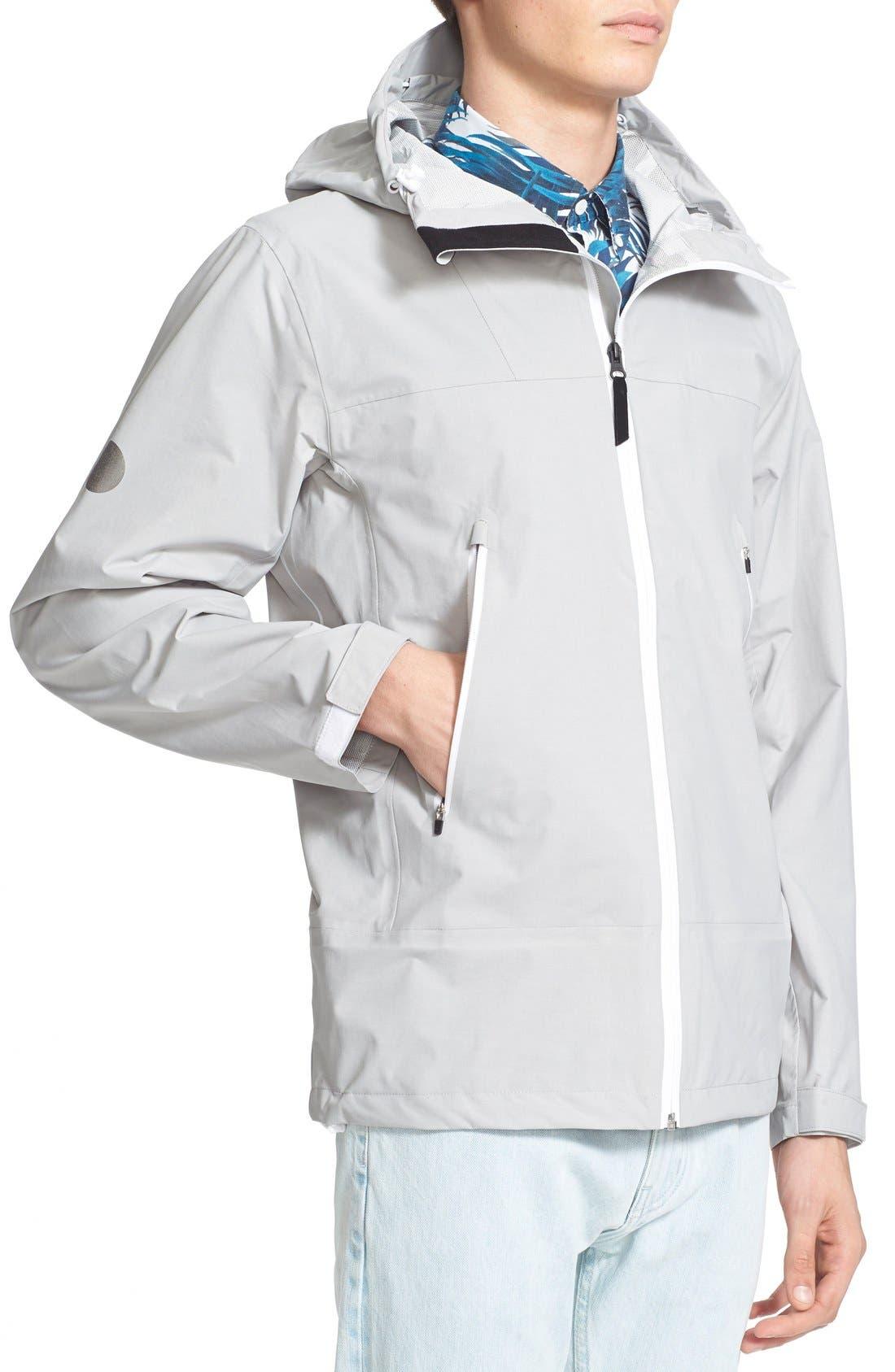 ,                             'Ridge' Hooded Jacket,                             Alternate thumbnail 3, color,                             083