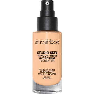 Smashbox Studio Skin 15 Hour Wear Hydrating Foundation - 2.1 Light Warm Peachy