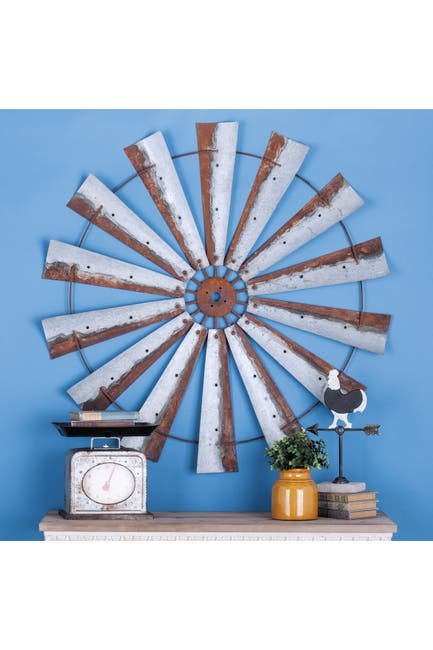 """Image of Willow Row Metal 48"""" Wall Decor"""