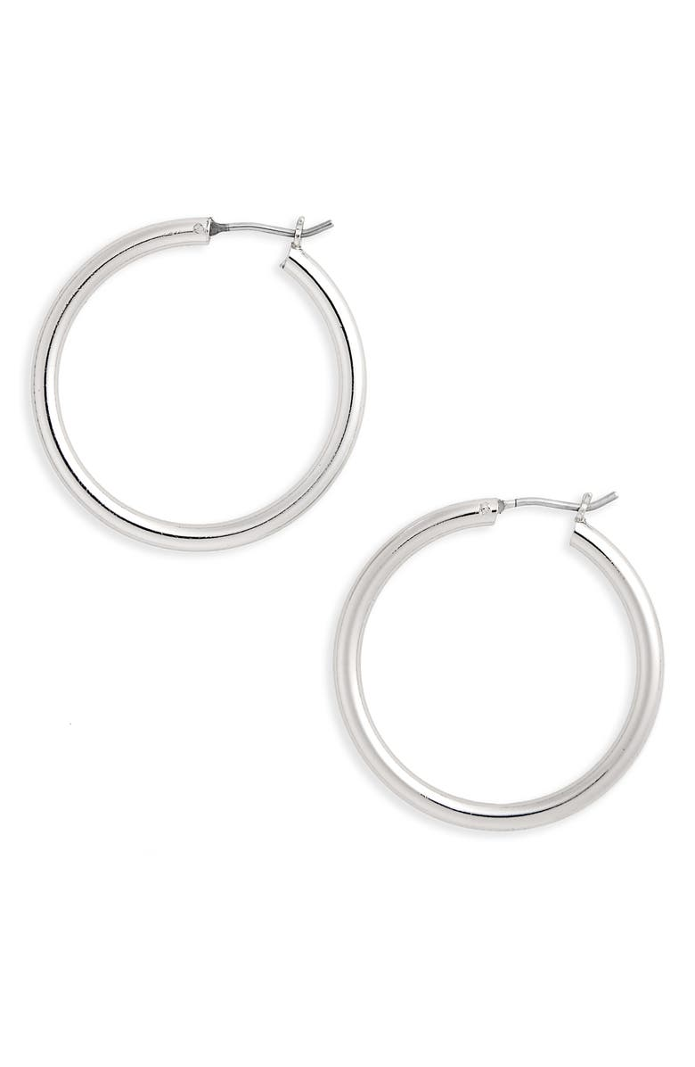 Medium Endless Hoops by Halogen®