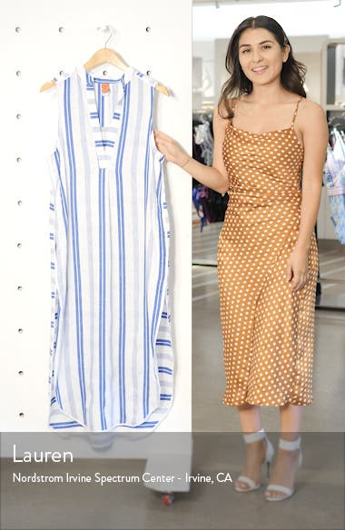 Avi Maxi Cover-Up Dress, sales video thumbnail