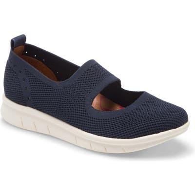 Comfortiva Carlene Flat, Blue