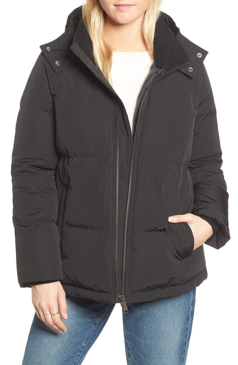 ea3b2e262f9 Quilted Down Puffer Jacket
