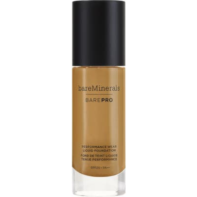 Bareminerals Barepro Performance Wear Liquid Foundation - 26 Chai