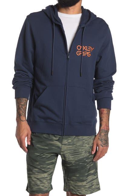 Image of Oakley Bold O-Grip Hoodie