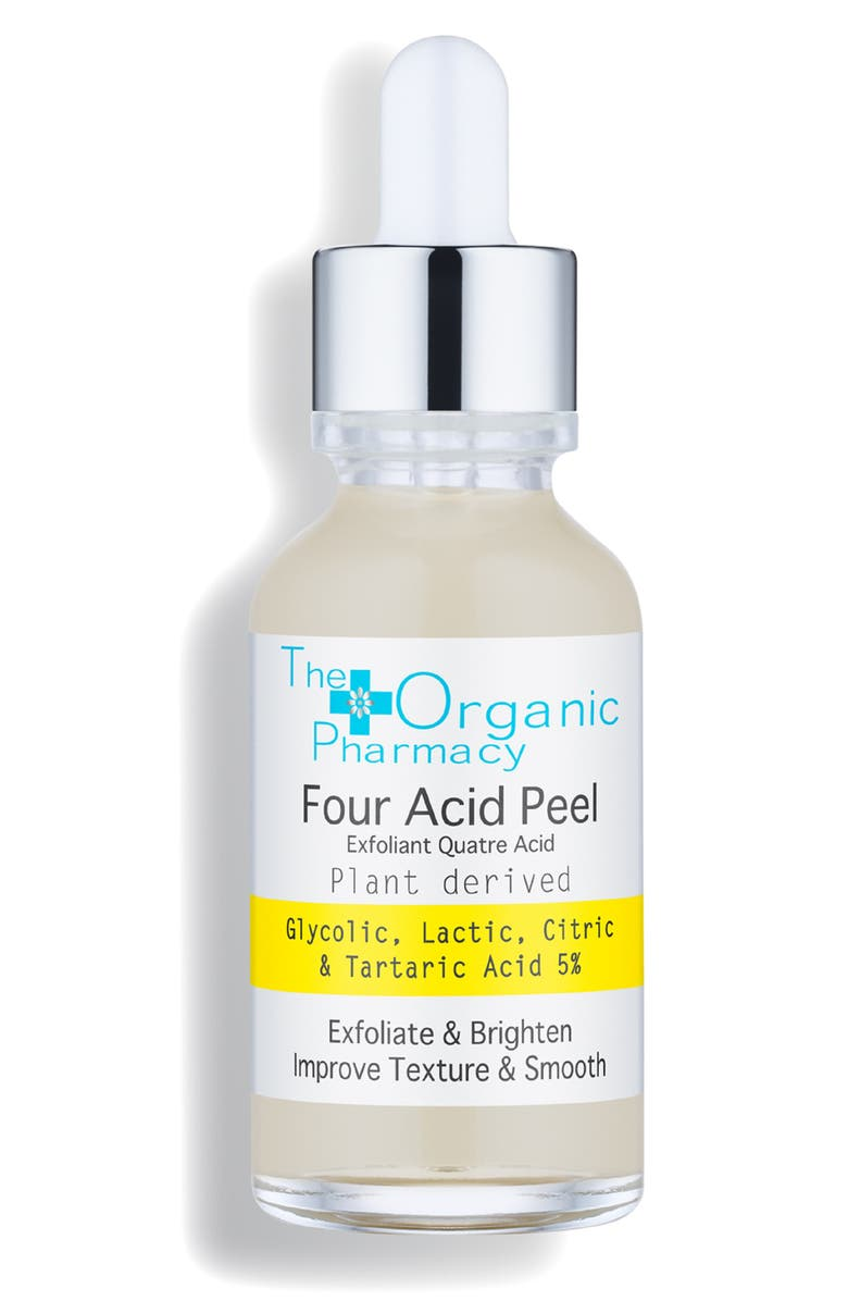 THE ORGANIC PHARMACY Four Acid Peel, Main, color, NO COLOR